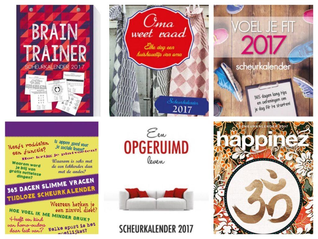 scheurkalenders 2017