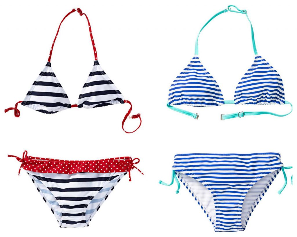Badpakken en bikini's