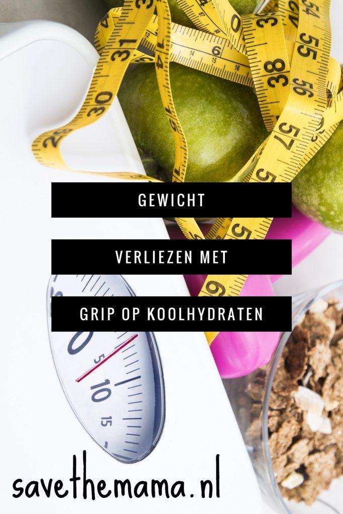 Gewicht verliezen met Grip op koolhydraten